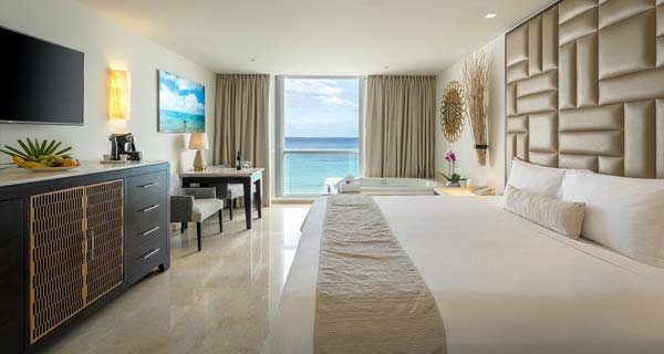 Accommodations - Playacar Palace - All Inclusive Resort - Playa Del Carmen, Mexico